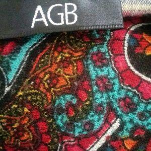 AGB Jackets & Coats - AGB Cape Size XL